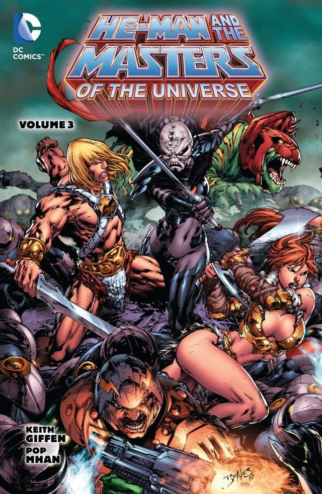 He-Man and the Masters of the Universe (2013-2014) Vol. 3