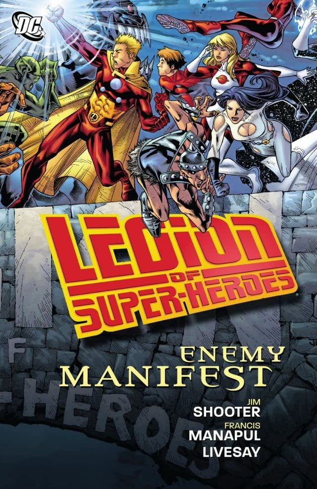 Legion of Super-Heroes (2005-2009): Enemy Manifest