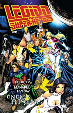Legion of Super-Heroes (2005-2009): Enemy Rising