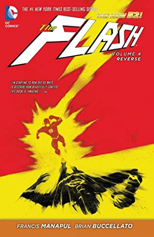 The Flash (2011-2016) Tome 4: Reverse