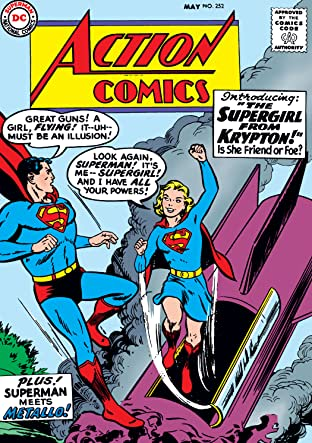 Action Comics (1938-2011) No.252