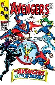 Avengers (1963-1996) #53