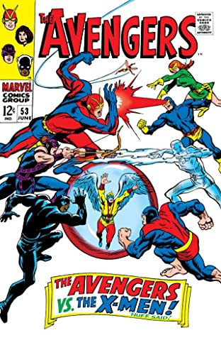 Avengers (1963-1996) No.53