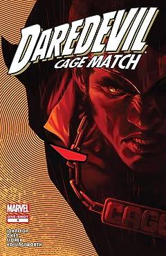 Daredevil: Cage Match #1