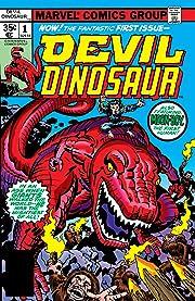 Devil Dinosaur #1