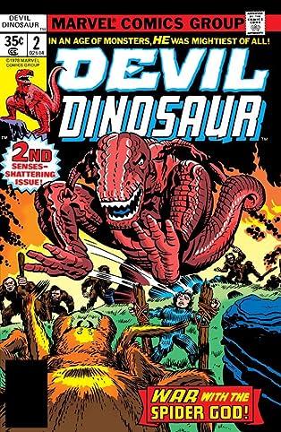 Devil Dinosaur #2