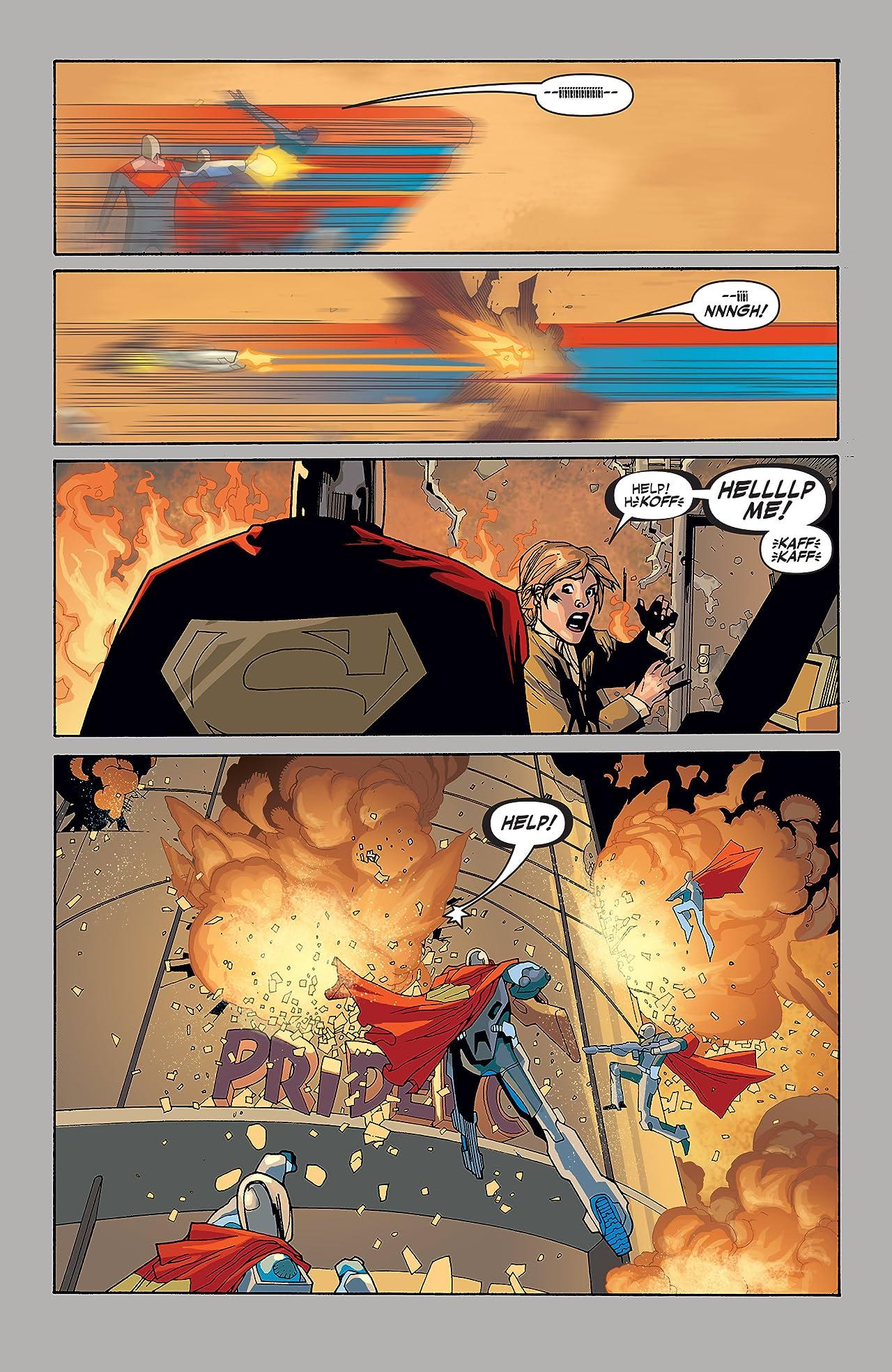 Superman: Birthright #11