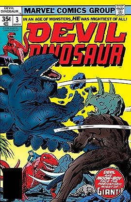 Devil Dinosaur #3