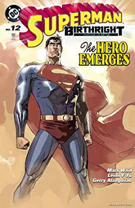 Superman: Birthright #12