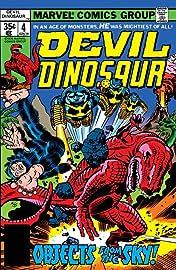 Devil Dinosaur #4