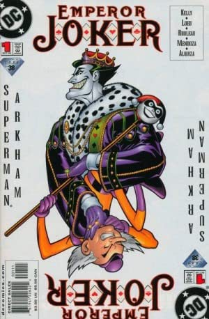 Superman: Emperor Joker #1