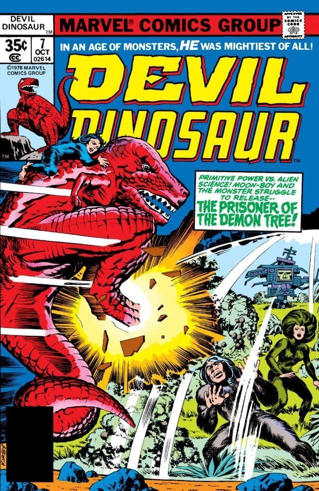 Devil Dinosaur #7