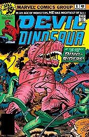 Devil Dinosaur #8