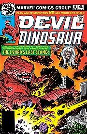 Devil Dinosaur #9