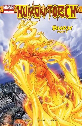 Human Torch (2003-2004) #1