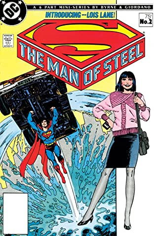 The Man of Steel No.2