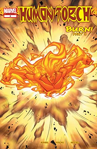 Human Torch (2003-2004) #3