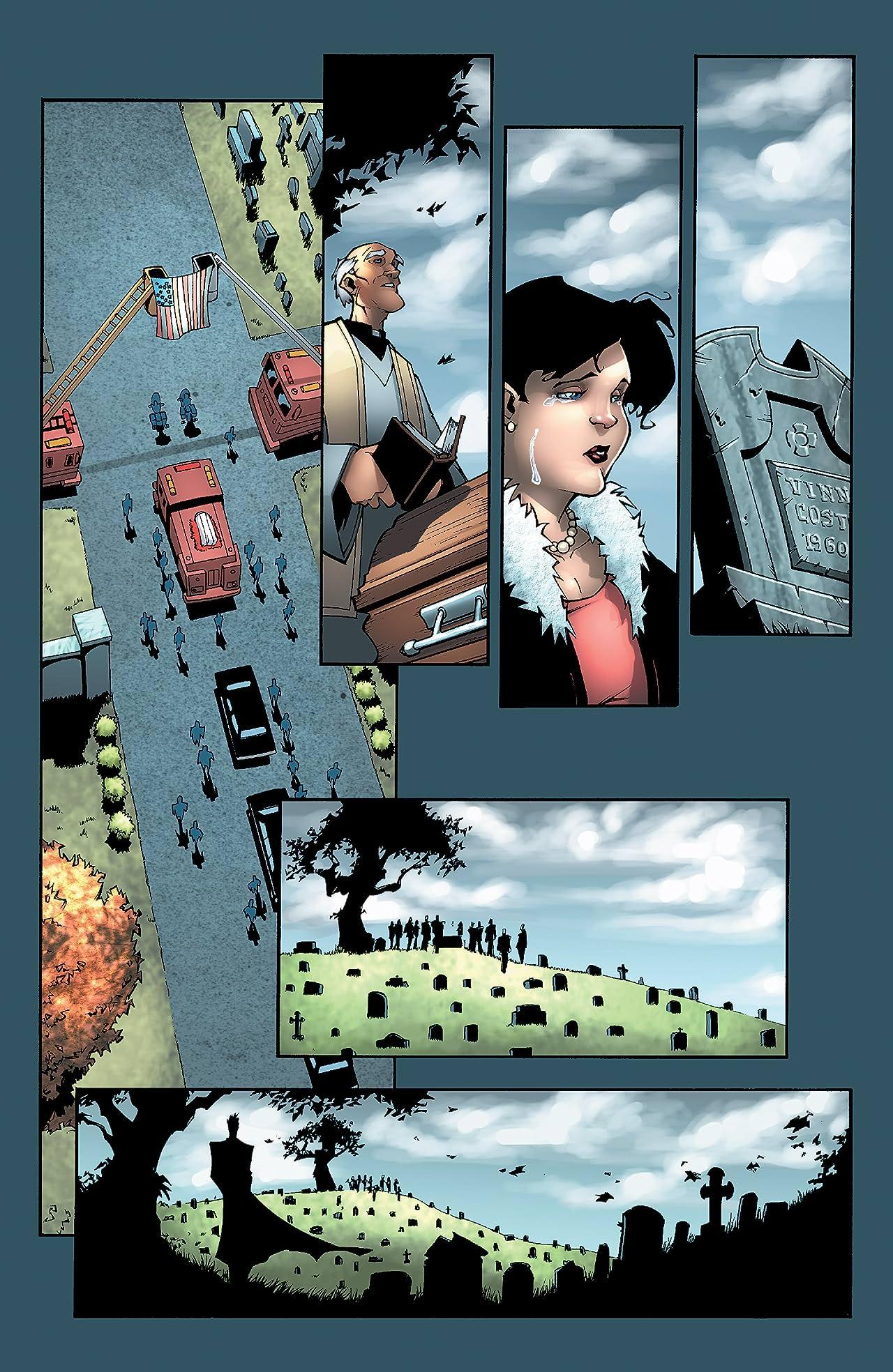 Human Torch (2003-2004) #4