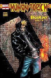 Human Torch (2003-2004) #5