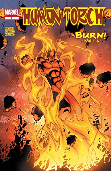 Human Torch (2003-2004) #6