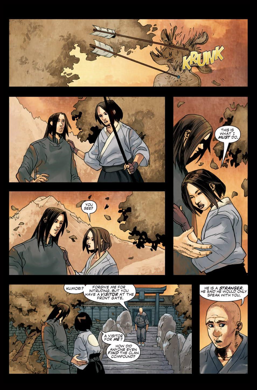 Blade of Kumori #5