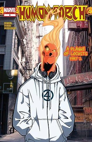 Human Torch (2003-2004) #8