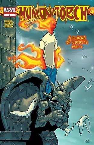Human Torch (2003-2004) #9