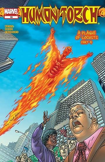 Human Torch (2003-2004) #10