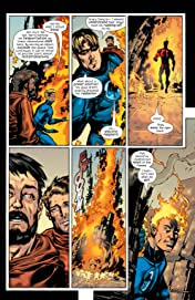 Human Torch (2003-2004) #11