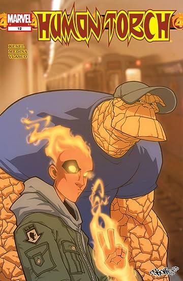 Human Torch (2003-2004) #12