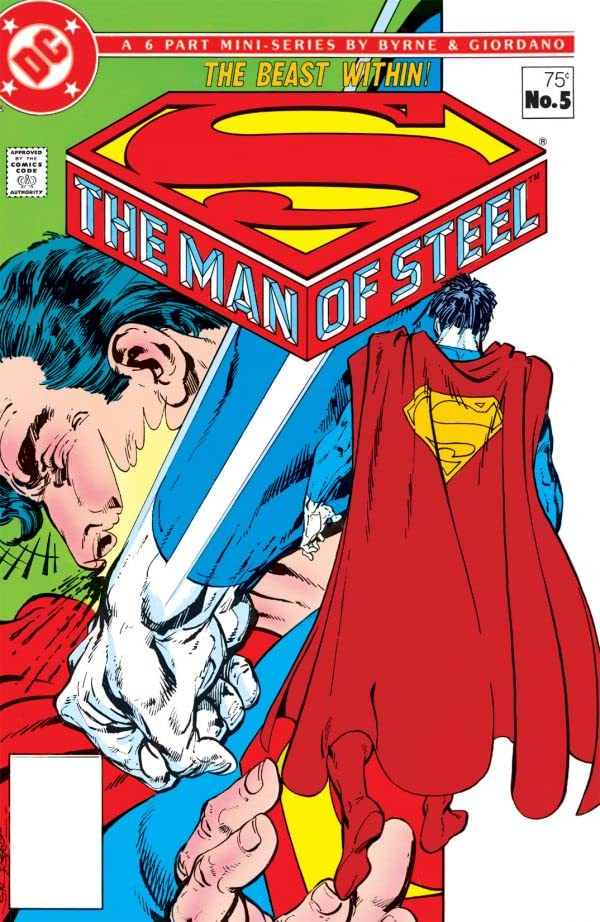 The Man of Steel #5