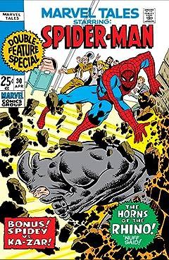 Marvel Tales (1966-1994) #30