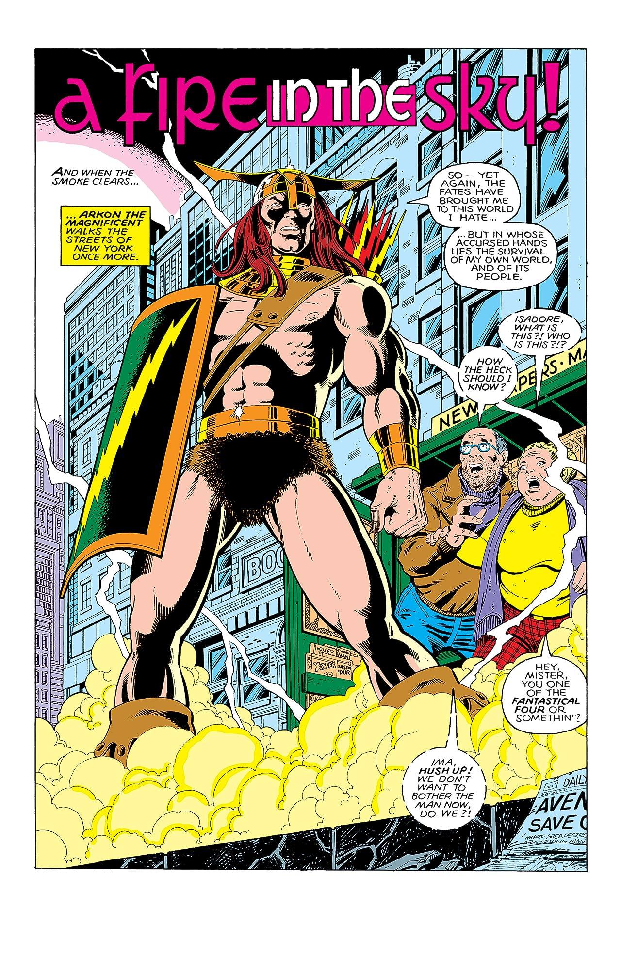 Uncanny X-Men (1963-2011) Annual #3