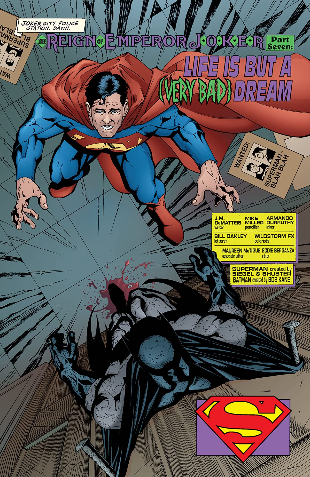 Adventures of Superman (1986-2006) #583