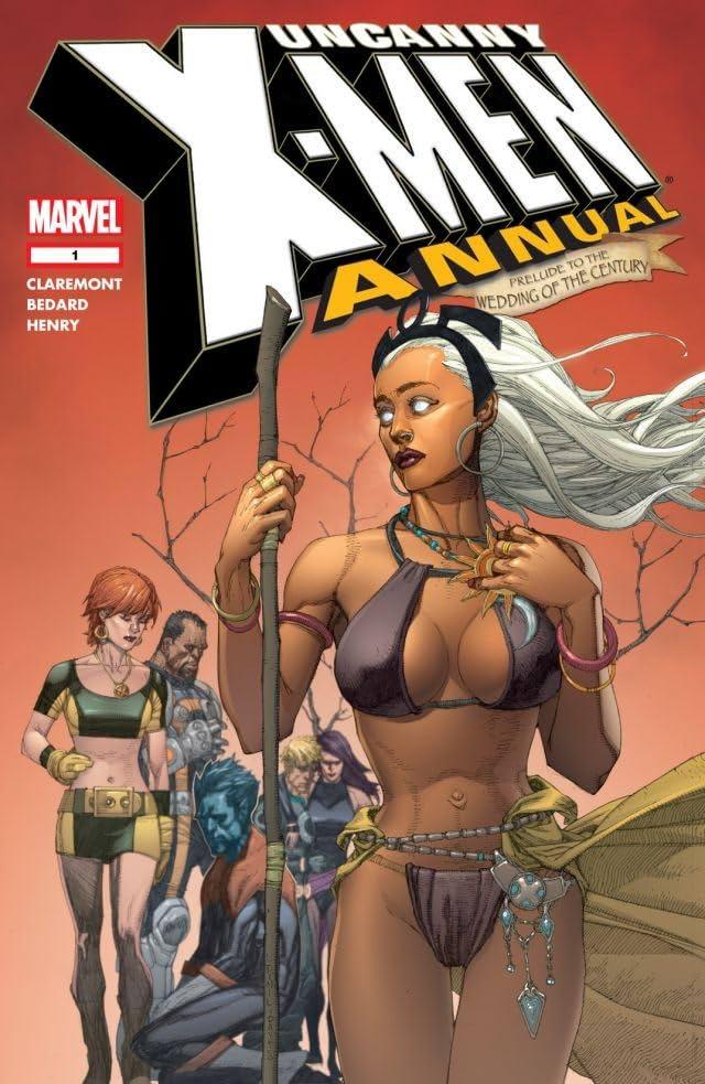 Uncanny X-Men Annual (2006) #1