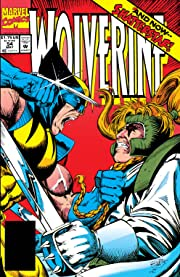 Wolverine (1988-2003) #54