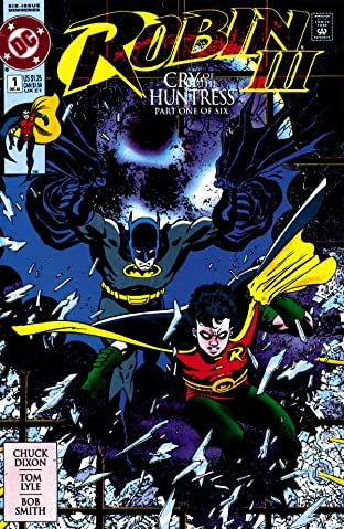 Robin III: Cry of the Huntress #1