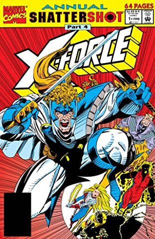 X-Force (1991-2002) Annual No.1