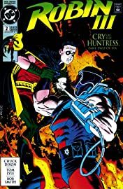 Robin III: Cry of the Huntress #2 (of 6)