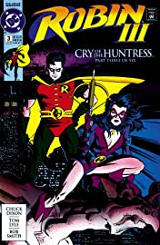 Robin III: Cry of the Huntress #3 (of 6)