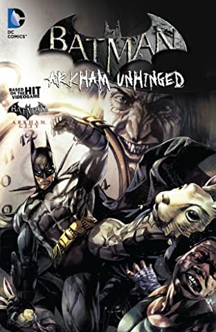 Batman: Arkham Unhinged Tome 2