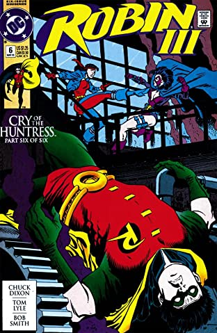 Robin III: Cry of the Huntress #6