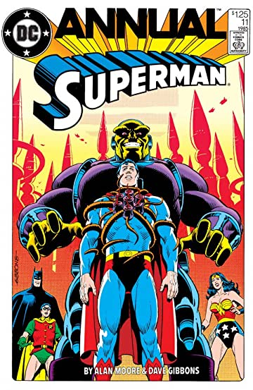 Superman (1939-2011): Annual #11
