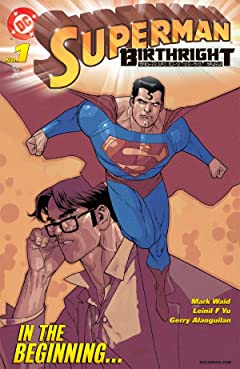 Superman: Birthright No.1