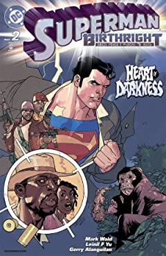 Superman: Birthright No.2