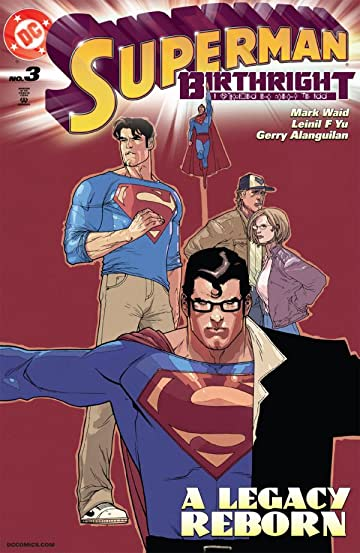Superman: Birthright #3