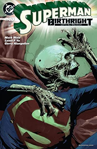 Superman: Birthright #10