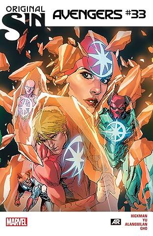 Avengers (2012-2015) No.33