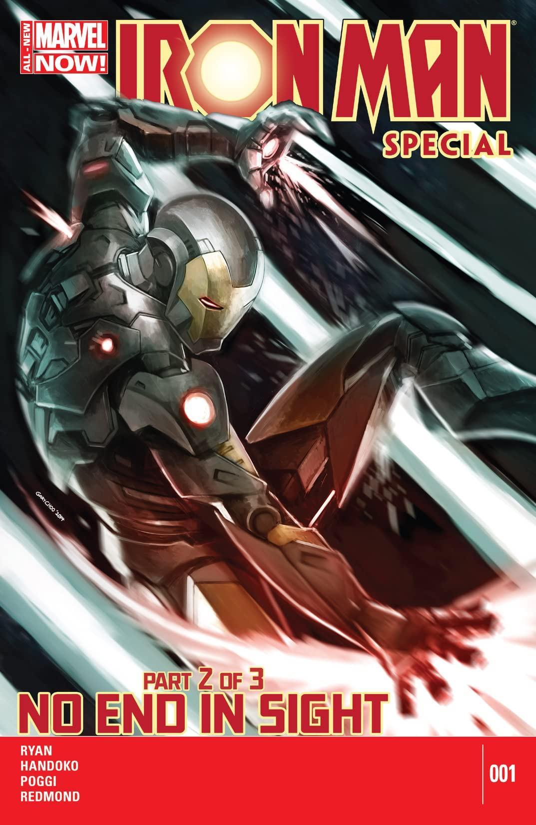 Iron Man (2012-2014) Special #1