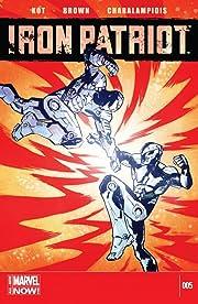 Iron Patriot (2014) #5